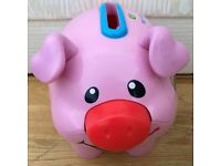 Fisher-Price Laugh & Learn Smart-Stages Piggy Bank