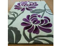 Brand new high quality beige rug for sale