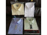 4 Brand New Men's Shirts