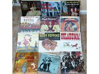 """Showtime Vinyl - Batch of 14 L.P.s various artists, inc. 1x 10"""" L.P."""