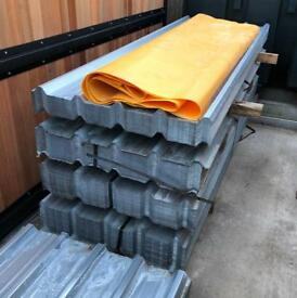 🛠 *New* Box Profile Galvanised Roof Sheets ~ Various Sizes