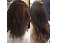 Full Head Hair Extensions, Free Fitting for new Brand Testing