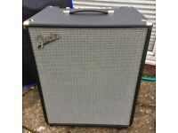 Fender Rumble 500 Combo with RoqSolid Padded Cover - AS NEW