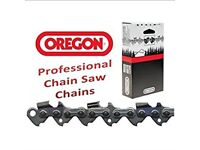 Chainsaw chains & guide bars