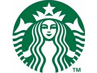 Starbucks Drive Thru - OPEN DAY - 11 January in Union Square. Shift supervisor and barista