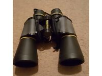 10 x 50 Wide Angle Field Binoculars - good condition and working perfectly.