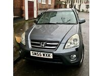 Honda CRV, 2005 VTEC, Manual, 98k Miles, Petrol, Electric Sunroof! £2750ono