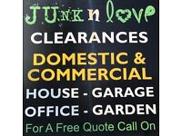 Waste Clearances, FREE Metal Collection, Rubbish and Garden Clearance in Woodford Green East London