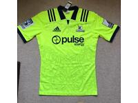 Highlanders Rugby shirt brand new.