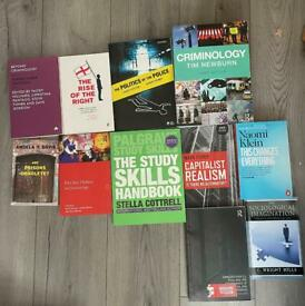 Variety of books - all different prices