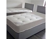 ☀️💚☀️Clearance Everything☀️💚☀️SEMI ORTHOPEDIC BED SET - BRAND NEW DIVAN BED BASE WITH MATTRESS