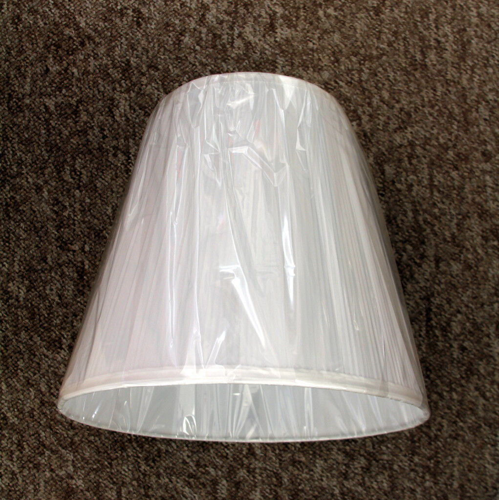 IKEA white lamp shade - new still in its wrapping