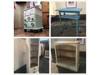 Vintage/retro/antique/shabby chic furniture available in Peterborough