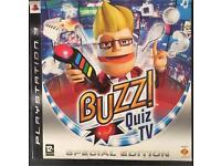 BUZZ QUIZ TV SPECIAL EDITION- PS3