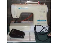 CREATIVE SUPER ART SEWING MACHINE ALSO DOES EMBROIDERY AS NEW