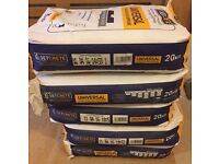 SetCrete Floor Levelling Compound - 5 x 20kg bags