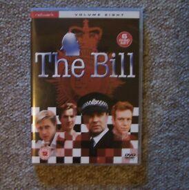 The Bill Volume 8 Dvds