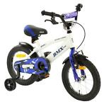 2Cycle BMX Kinderfiets - 14 inch - Wit
