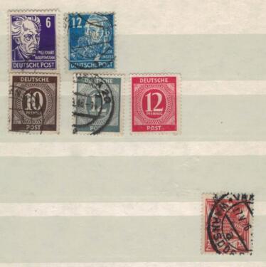 Briefmarken Deutsche Reichspost 1926 Deutsche Post Bis 1950 In