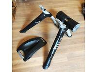 Tacx Bushido Smart Bike Trainer for Zwift Bkool Cycle Software