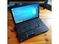 Toshiba Satellite Pro (C50-A-1MX) - i3, 4GB, 160GB - Laptop