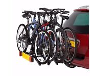 Brand New Exodus 4 Bike Platform Cycle Carrier