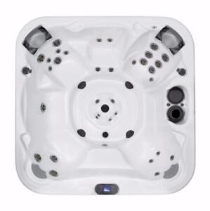 2017 clear out 8x8 hot tub spa , Seats  7 , varied shell colors , warehouse special  ( limited time , )
