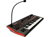 NEW Roland JD Xi Analog Digital Crossover Synthesiser with Roland Gig Bag
