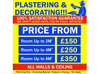GREAT VALUE PLASTERING