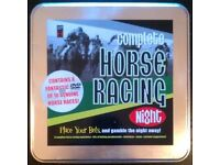 'Complete Horse Racing Night' Betting Game