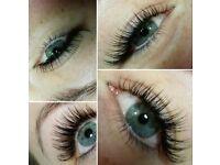 *Individual Mink Eyelash Extensions*