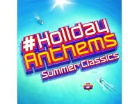 # HOLIDAY ANTHEMS : SUMMER CLASSICS