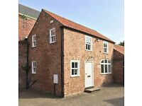 Office with car parking to let, Ripon town centre