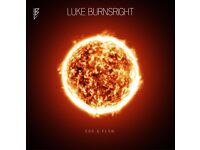 Managed artist Luke Burnsright looking for guitarist. gigs lined up !