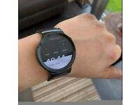 Huawei w1 smart watch black
