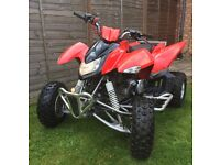 Road legal quad,Apache rlx 320