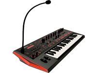 Roland JD Xi Analog Digital Crossover Synthesizer & Case (Brand New)