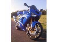 Zx6r 636 bh2 2005 mint condition