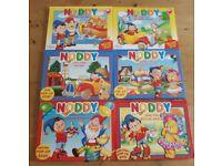 Pop up Noddy book set