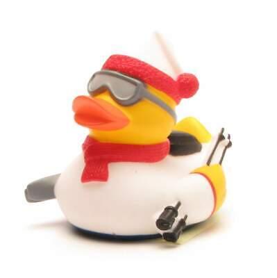 Patito de baño Esquiador Patito de goma