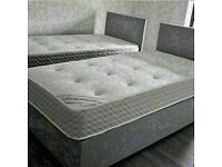 🔵💖🔴LOW PRICE OFFER🔵💖🔴DIVAN BED WITH MATTRESS AVAILABLE IN SINGLE,DOUBLE/KING SIZE