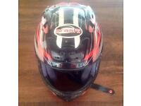 Motor cycle helmet