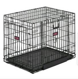 Large kong dog crate