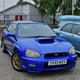 2003 Subaru Impreza STI PPP