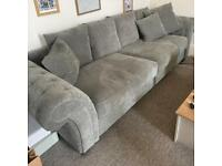 4 seater seatee sofa couch