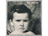 "1985 Morrissey Smiths WHITE LABEL 12"" PROMO DEMO THAT JOKE ISN'T FUNNY ANYMORE"