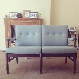 FARSTRUP retro mid century sofa