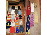 26 items BUNDLE 2-3 SOME 4 YEARS BOYS CLOTHES - VERY GOOD CONDITION. PAID OVER150£.