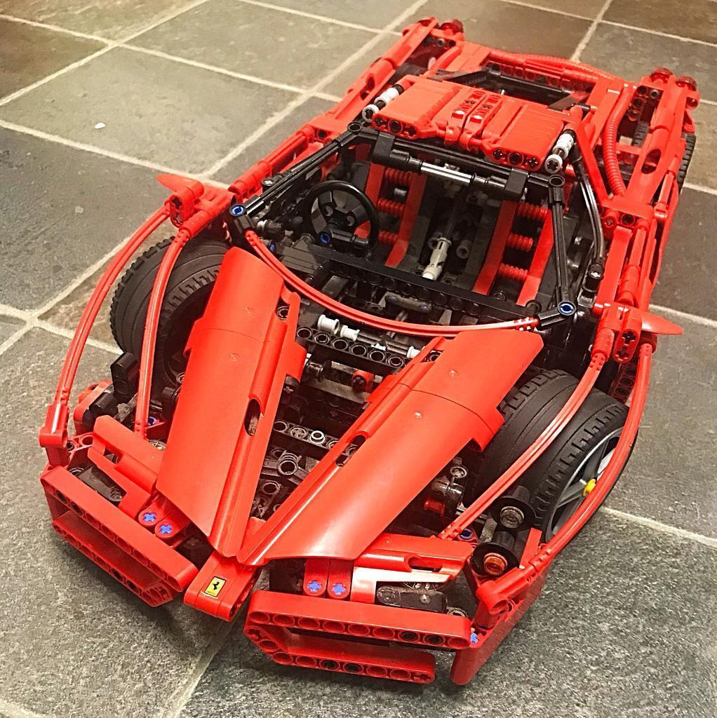 Lego Technic Ferrari Www Pixshark Com Images Galleries