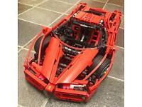 LEGO technic 8653 Ferrari Enzo